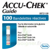 Accu-chek Guide Bandelettes 2 X 50 Bandelettes à OULLINS