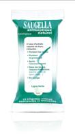Saugella Antiseptique Lingette Hygiène Intime Paquet/15 à OULLINS