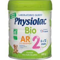 Physiolac Bio Ar 2 à OULLINS