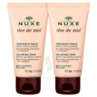 Rêve De Miel® Crème Mains Et Ongles 2*50ml à OULLINS