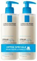 Lipikar Syndet Ap+ Crème Lavante Relipidante 2fl Pompe/400ml à OULLINS