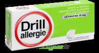 Drill 10 Mg Comprimés à Sucer Allergie Cétirizine Plq/7 à OULLINS