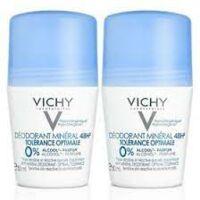 Vichy DÉodorant MinÉral TolÉrance Optimale 2roll-on/50ml à OULLINS
