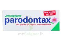 Parodontax Dentifrice Gel Fluor 75ml X2 à OULLINS
