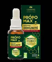 Lehning Propomax Immunité Propolis Verte Bio Extrait Sans Alcool Fl/30ml à OULLINS