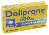 Doliprane 500 Mg Comprimés 2plq/8 (16) à OULLINS