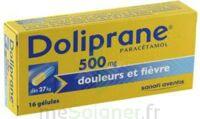 Doliprane 500 Mg Gélules B/16 à OULLINS
