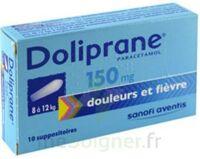 Doliprane 150 Mg Suppositoires 2plq/5 (10) à OULLINS