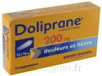 Doliprane 200 Mg Suppositoires 2plq/5 (10) à OULLINS