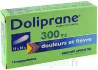 Doliprane 300 Mg Suppositoires 2plq/5 (10) à OULLINS