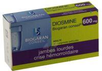Diosmine Biogaran Conseil 600 Mg, Comprimé Pelliculé à OULLINS