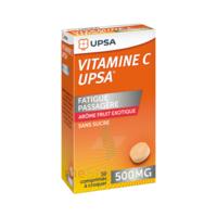 Vitamine C Upsa 500 Mg Fruit Exotique, Comprimé à Croquer à OULLINS