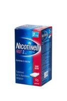 Nicotinell Menthe Fraicheur 2 Mg Sans Sucre, Gomme à Mâcher Médicamenteuse 8plq/12 (96) à OULLINS