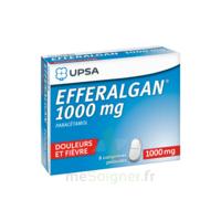 Efferalgan 1000 Mg Comprimés Pelliculés Plq/8 à OULLINS