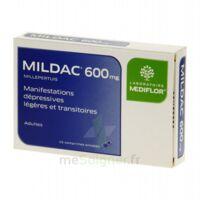 Mildac 600 Mg, Comprimé Enrobé à OULLINS