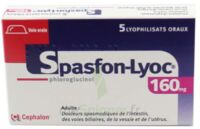 Spasfon Lyoc 160 Mg, Lyophilisat Oral à OULLINS
