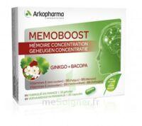 Memoboost Ginkgo + Bacopa Gélules B/30 à OULLINS