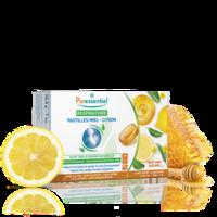 Puressentiel Respiratoire Pastilles Respiratoire Gorge Miel-citron - 18 Pastilles à OULLINS