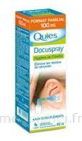 Quies Docuspray Hygiene De L'oreille, Spray 100 Ml à OULLINS