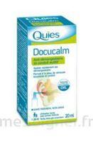 Quies Docucalm Antidemangeaisons Du Conduit Auditif, Spray 20 Ml à OULLINS