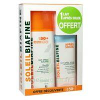 Soleilbiafine Spf50+ Lait Solaire Spray/200ml à OULLINS