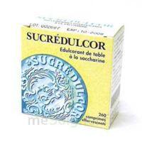 Pierre Fabre Health Care Sucredulcor Effervescent Boîtes De 260 Comprimés à OULLINS