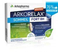 Arkorelax Sommeil Fort 8h Comprimés B/15 à OULLINS