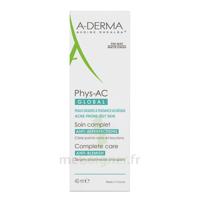 Aderma Phys'ac Global Soin Imperfection Sévères 40ml à OULLINS