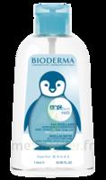 Abcderm H2o Solution Sans Rinçage Nettoyante Bébé Fl Pompe/1l à OULLINS