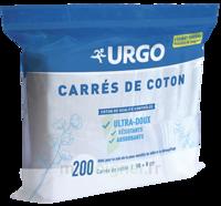 Urgo Carrés De Coton 8x10cm Non Stérile B/200 à OULLINS