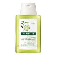 Klorane Cédrat Shampooing Légèreté 100ml à OULLINS