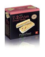 Protifast Barres Crousti Vannille à OULLINS