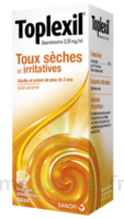 Toplexil 0,33 Mg/ml, Sirop 150ml à OULLINS