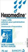 Hexomedine 1 Pour Mille, Solution Pour Pulvérisation Cutanée En Flacon Pressurisé à OULLINS