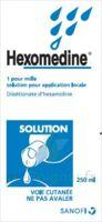 Hexomedine 1 Pour Mille S Appl Loc Fl/250ml à OULLINS