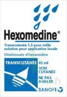 Hexomedine Transcutanee 1,5 Pour Mille, Solution Pour Application Locale à OULLINS