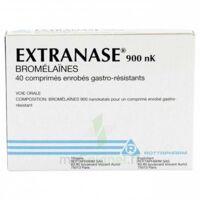 Extranase 900 Nk, Comprimé Enrobé Gastro-résistant à OULLINS
