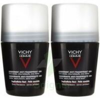Vichy Anti-transpirant Homme Bille Anti-trace 48h Lot à OULLINS