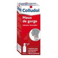 Colludol Solution Pour Pulvérisation Buccale En Flacon Pressurisé Fl/30 Ml + Embout Buccal à OULLINS