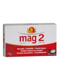 Mag 2 100 Mg, Comprimé  B/120 à OULLINS