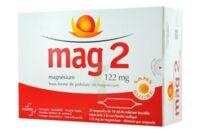 Mag 2 122 Mg S Buv En Ampoule Sans Sucre édulcoré à La Saccharine Sodique 30amp/10ml à OULLINS