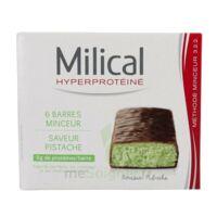 Barre Hp Chocolat Pistache - Etui 6barres à OULLINS