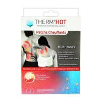 Therm-hot - Patch Chauffant Multi- Zones à OULLINS