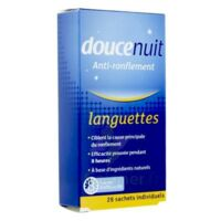 Doucenuit Antironflement Languettes, Sachet 28 à OULLINS