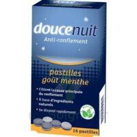 Doucenuit Antironflement Pastilles à La Menthe, Bt 16 à OULLINS