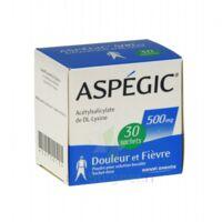 Aspegic 500 Mg, Poudre Pour Solution Buvable En Sachet-dose 30 à OULLINS