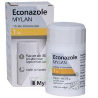 Econazole Mylan 1 % Pdr Appl Cut Fl/30g à OULLINS