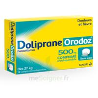 Dolipraneorodoz 500 Mg, Comprimé Orodispersible à OULLINS
