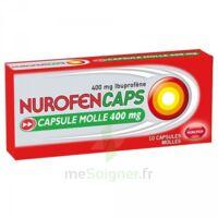 Nurofencaps 400 Mg Caps Molle Plq/10 à OULLINS