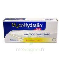 Mycohydralin 500 Mg, Comprimé Vaginal à OULLINS